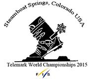 2015 FIS World Telemark Skiing Championships Logo